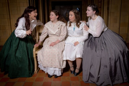 A classic tale of growing up: Little Women