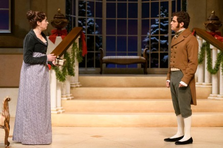The Bennet's are back: Miss Bennet: Christmas atPemberley